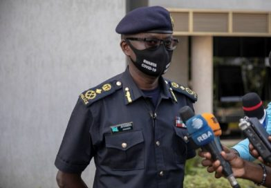 Rwanda National Police spokesperson, Commissioner of Police (CP) John Bosco Kabera.